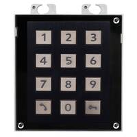 2N IP Verso keypad black