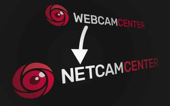 WebcamCenter wordt NetcamCenter